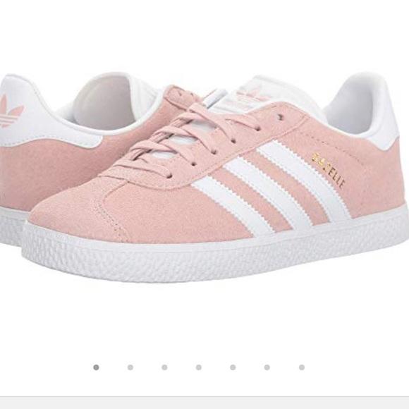 scarpe adidas gazzelle rosa